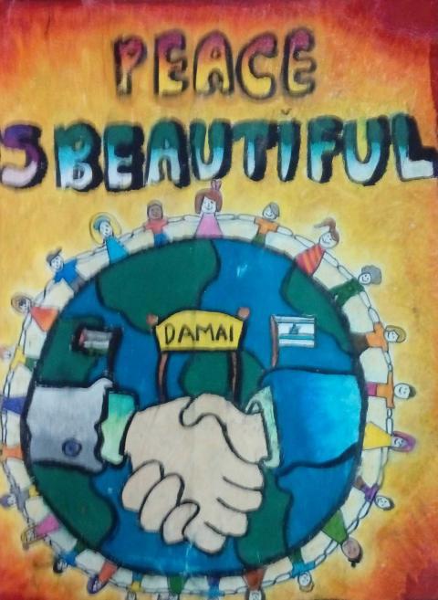 Dibujar Para La Onu Sociedad Del Sagrado Corazón En La Onu